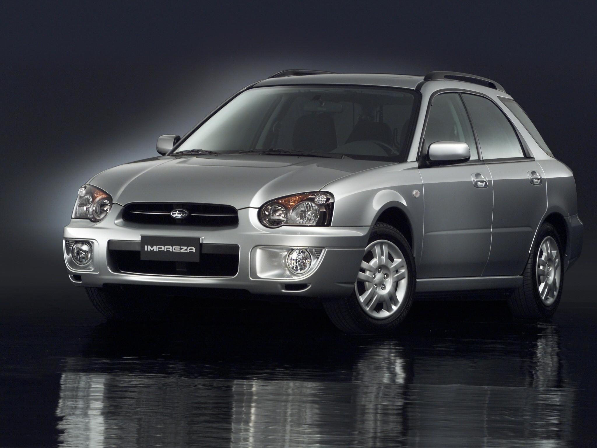 Subaru Impreza Combi 2003