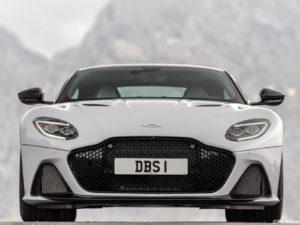 Aston-Martin DBS Superleggera White Stone 2019