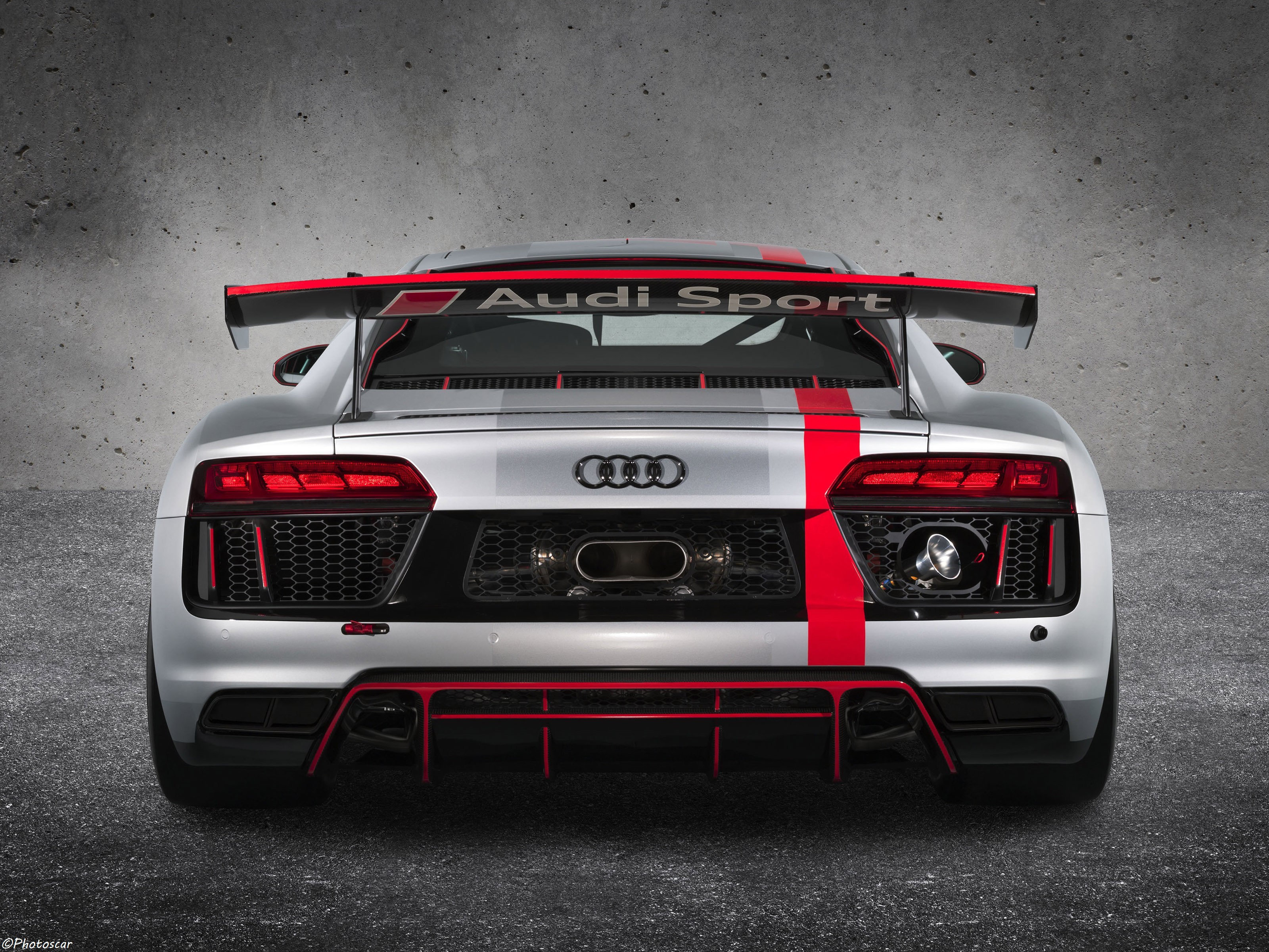Audi R8 LMS GT4 2017