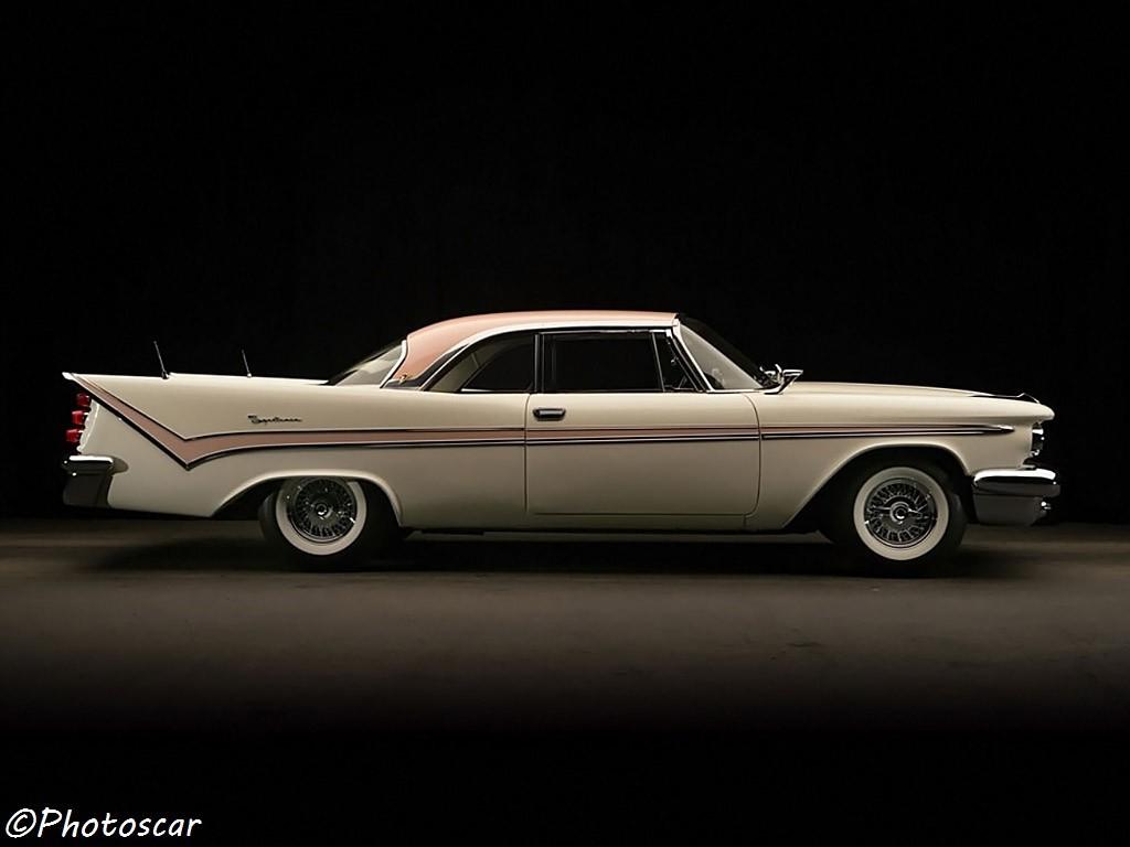 DeSoto Fireflite 2 door Hardtop 1959