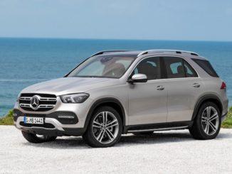 Mercedes GLE 2020