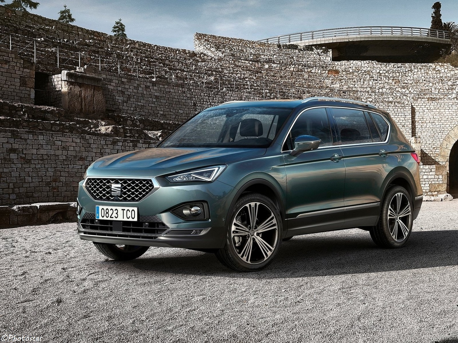 Seat Tarraco 2019 – Sophistication élégante, finition sportive.