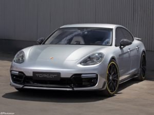 Topcar Porsche Panamera Turbo GT_Edition_971 2018