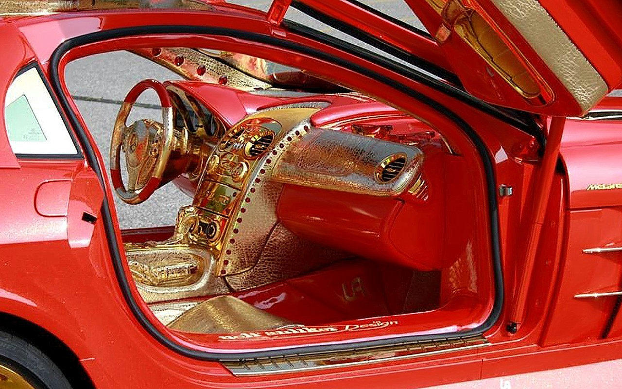 Ueli Anliker SLR 999 Red Gold Dream