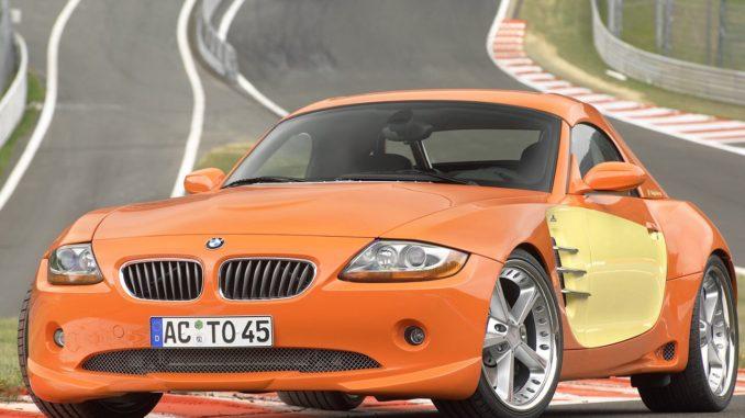 AC-Schnitzer BMW Z4 V8 Topster 2003