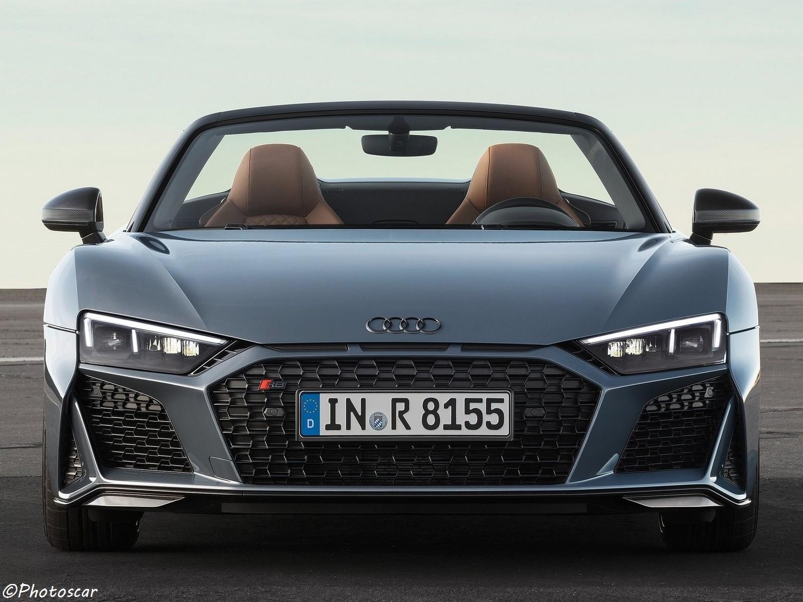 Audi R8 Spyder 2019