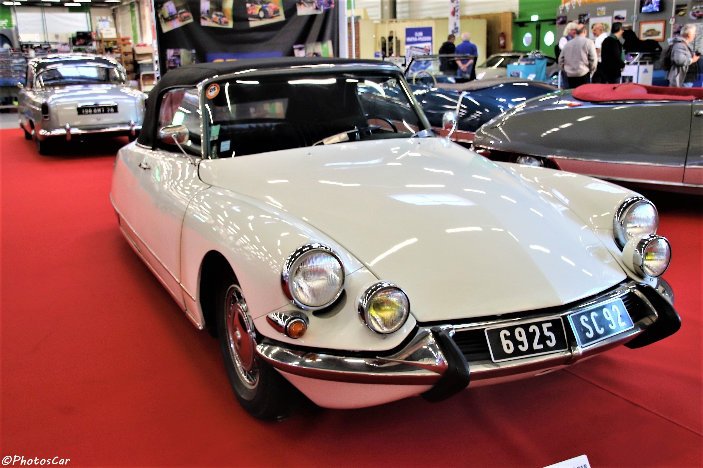 Citroen DS Cabriolet La Croisette 1960 - Automédon