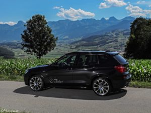 Dahler BMW-X1 2018
