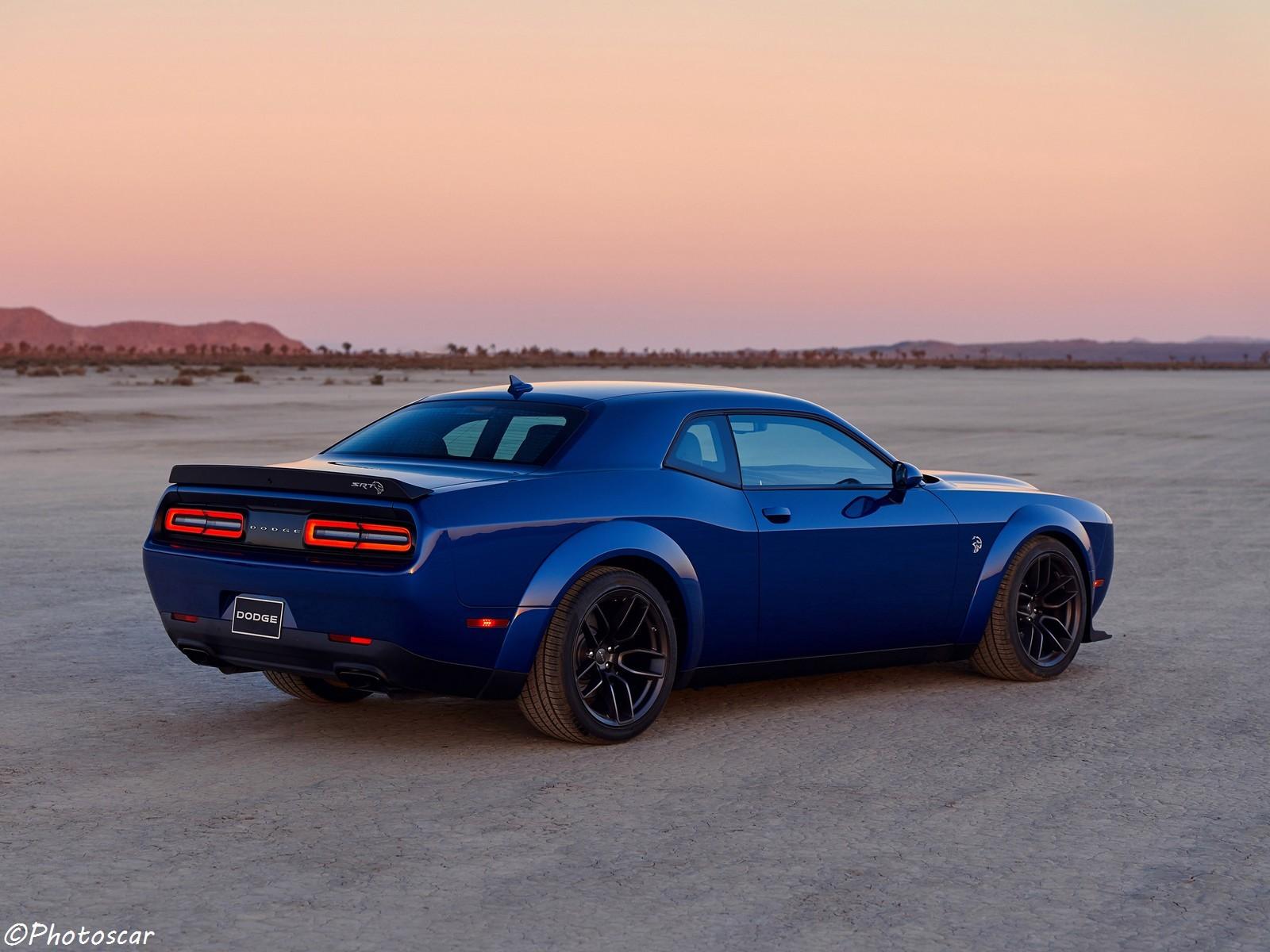 Dodge Challenger SRT Hellcat Widebody 2018