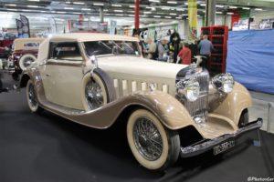 Hispano-Suiza K6 Cabriolet Vanvooren 1935