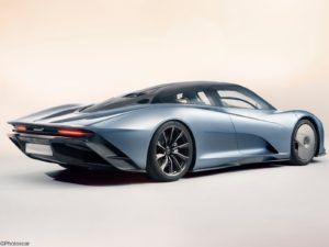 McLaren Speedtail 2020