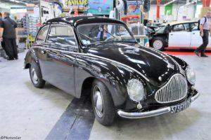 Panhard Dyna Veritas Coupe X87 1952 - Automédon