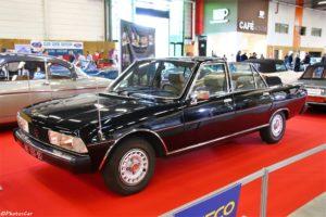 Peugeot 604 Landaulet Presidentiel - Automédon