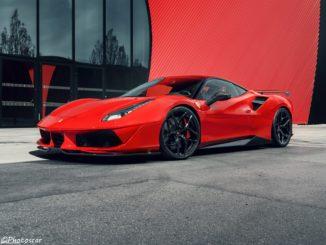 Pogea Racing Fplus Corsa 2018