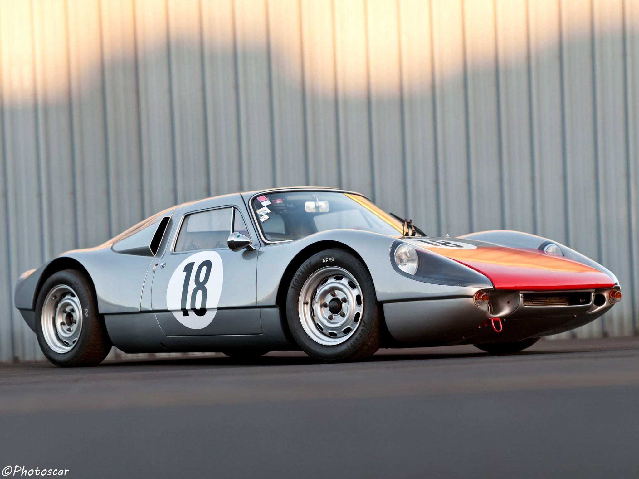 Porsche 904 GTS Carrera Prototype 1963