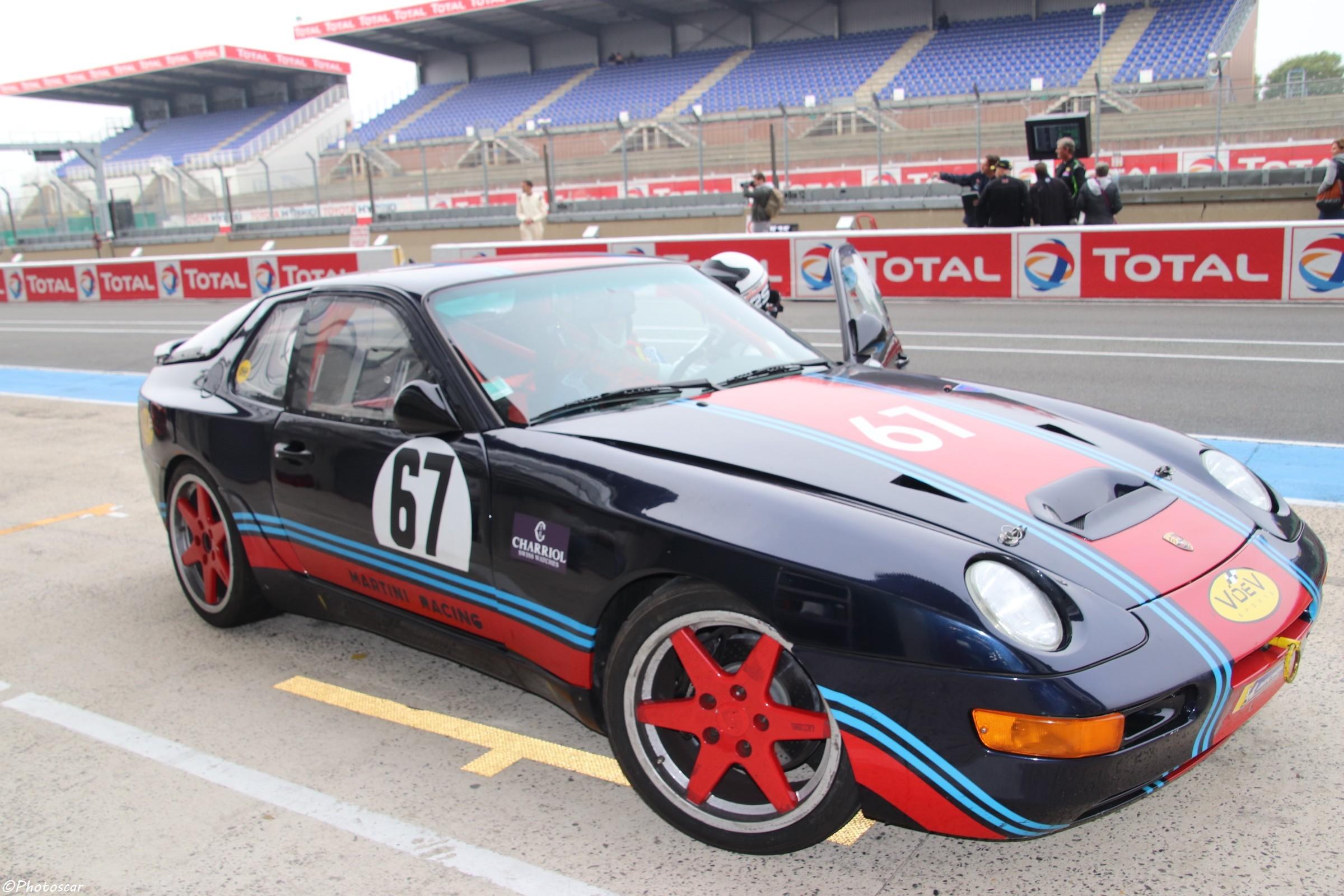 VdeV 2018 - Porsche 968