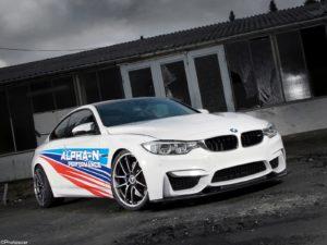 Alpha-N - BMW M4 RS F82 2017