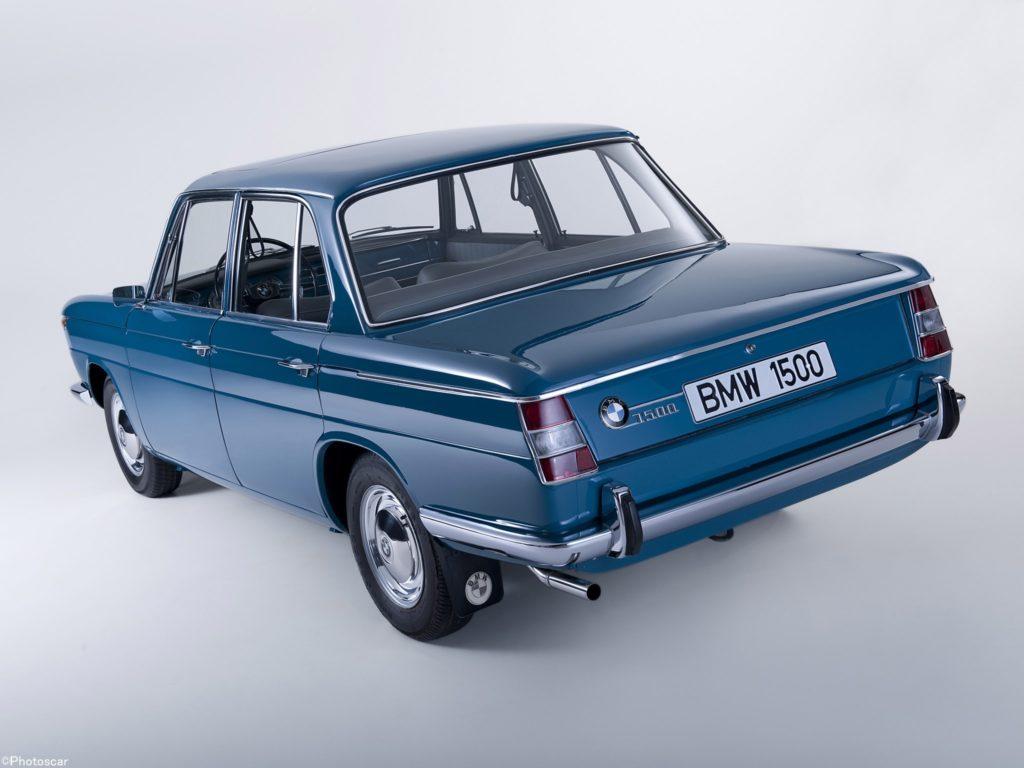BMW 1500 E115 1962