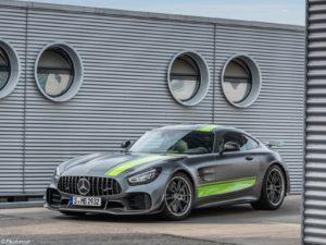 Mercedes AMG GT R PRO 2020