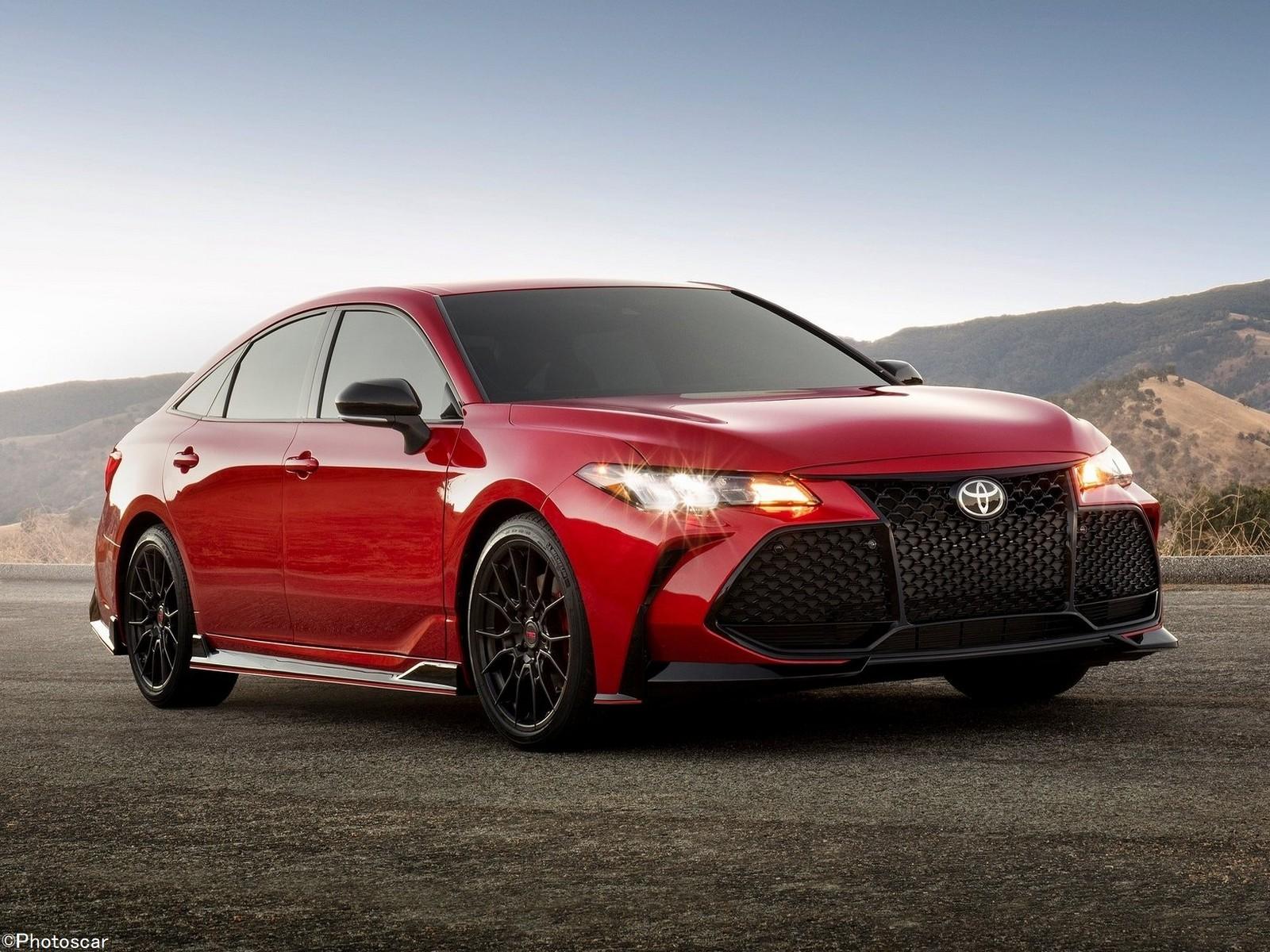 Toyota Avalon TRD 2020