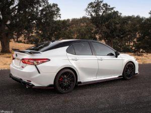 Toyota Camry TRD 2020