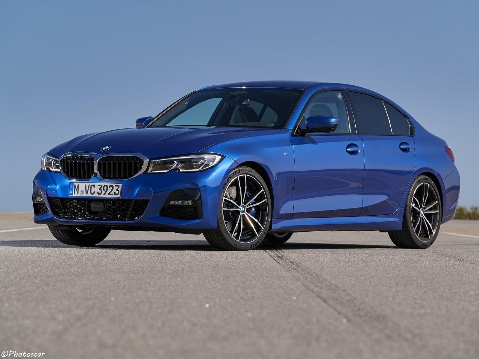 BMW 330i M Sport 2019 – Plus spacieuse, plus rapide et plus performante