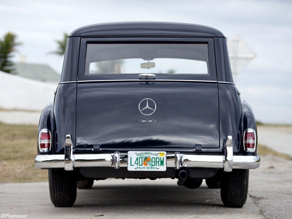 Binz Mercedes 300C Station Wagon 1956