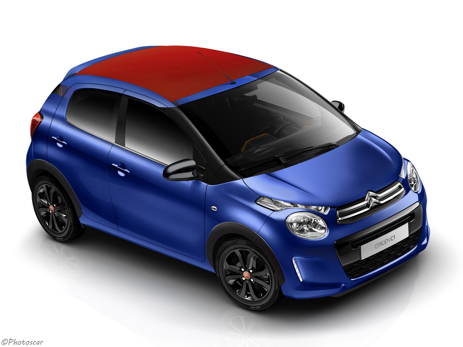 Citroen C1 Urban Ride 2018