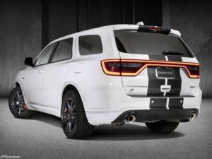Mopar Dodge Durango SRT 2018