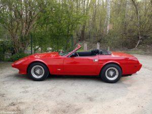 Ferrari 365 GTS/4 Nart Spider 1972