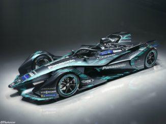 Jaguar I-Type 3 2018