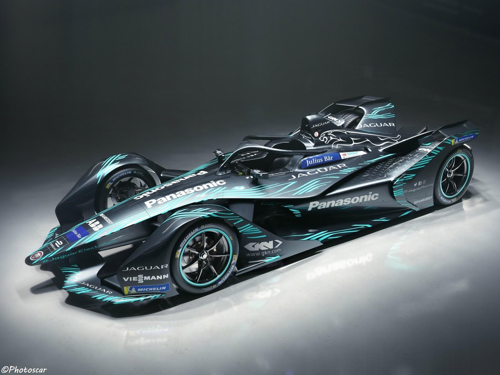 Jaguar dévoile l'I-Type 3 pour la saison 2018/19 de formule E