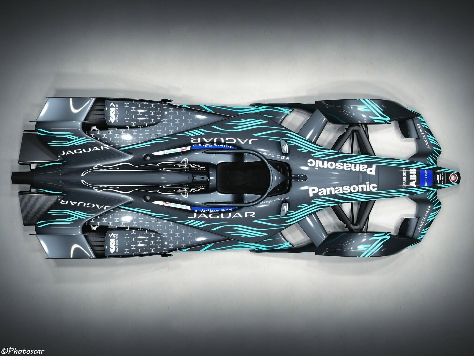 Jaguar Devoile L I Type 3 Pour La Saison 2018 19 De Formule E