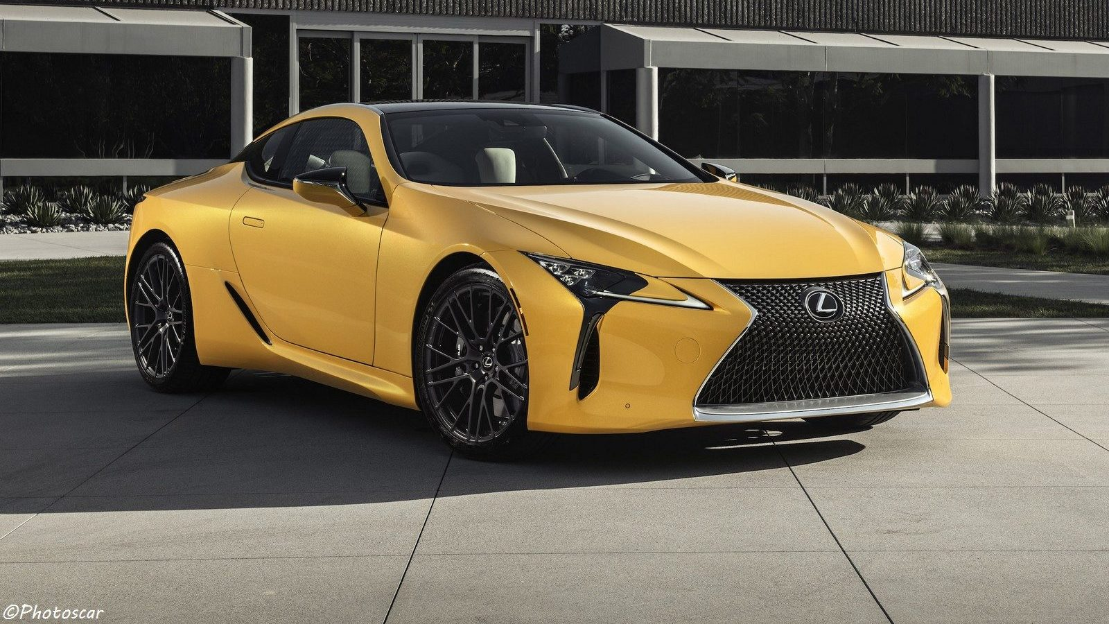 Lexus LC 500 Inspiration Concept 2018 l'expression ultime du coupé phare