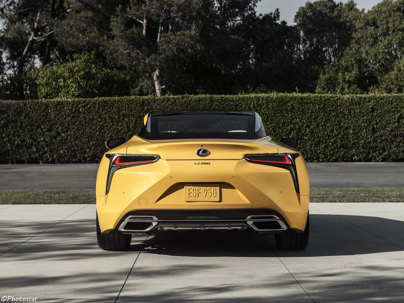 Lexus LC 500 Inspiration Concept 2018