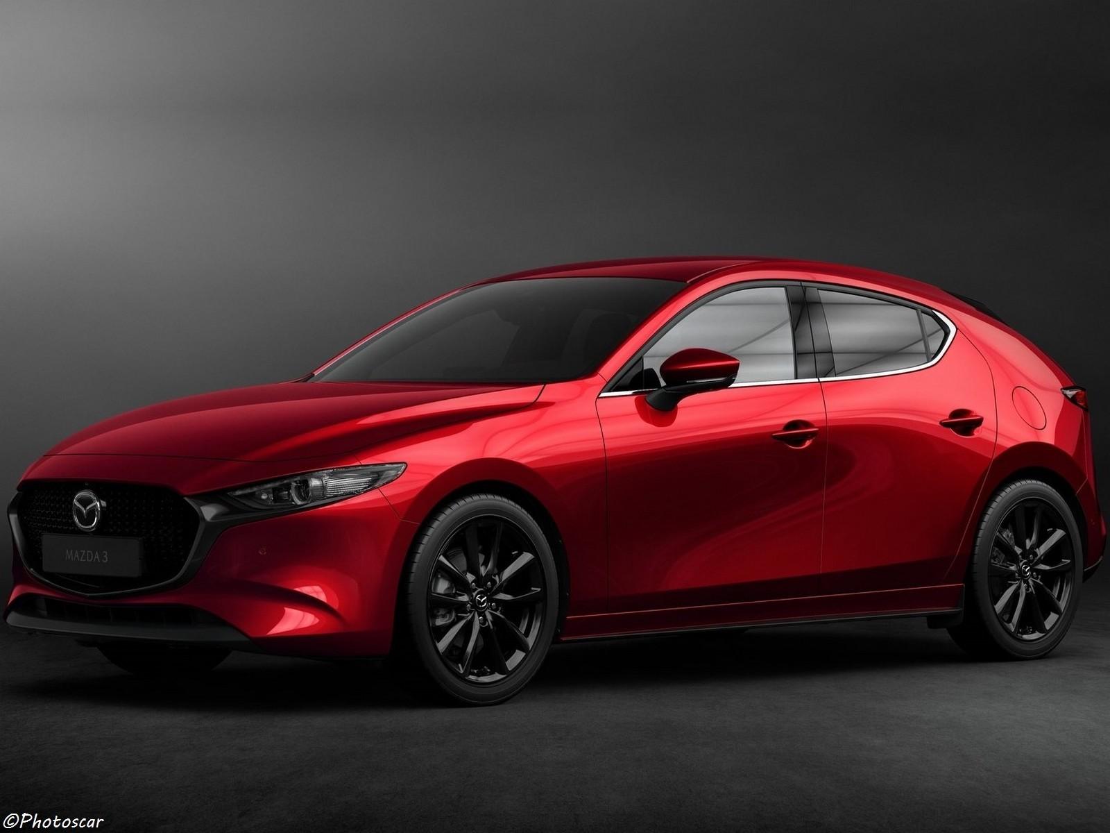 Mazda3 2019 – Elle inaugurera la motorisation essence Skyactiv-X