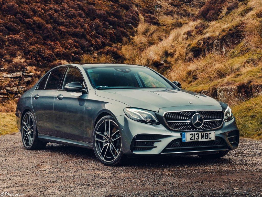 Mercedes Benz E53 AMG 2019