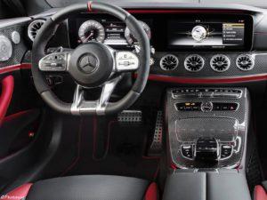 Mercedes Benz E53 AMG Coupe 2019