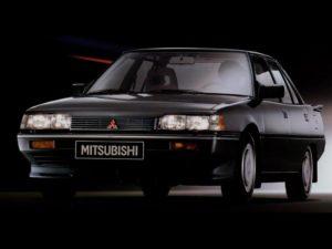 Mitsubishi Galant 2000 Turbo 1985