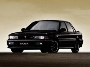 Mitsubishi Galant Super VR-4 E39A 1990