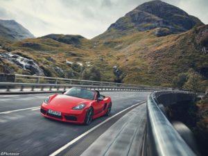 Porsche 718 T Boxster 2019