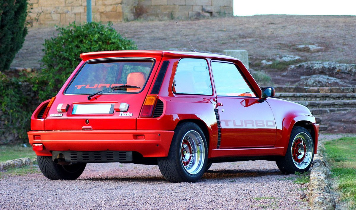 Renault R5 Turbo 1 1981