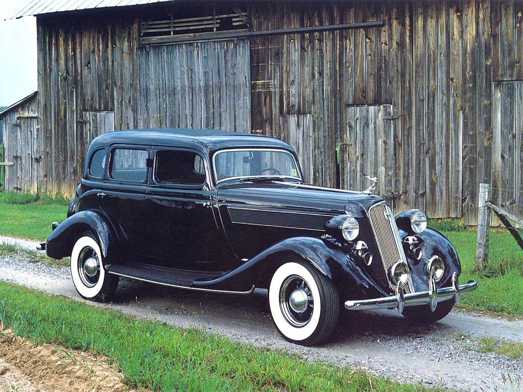 Studebaker 1C President 4 door Sedan 1935