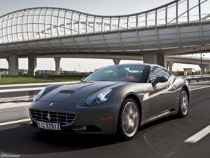Ferrari California 2012