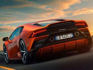 Lamborghini Huracan_Evo 2019