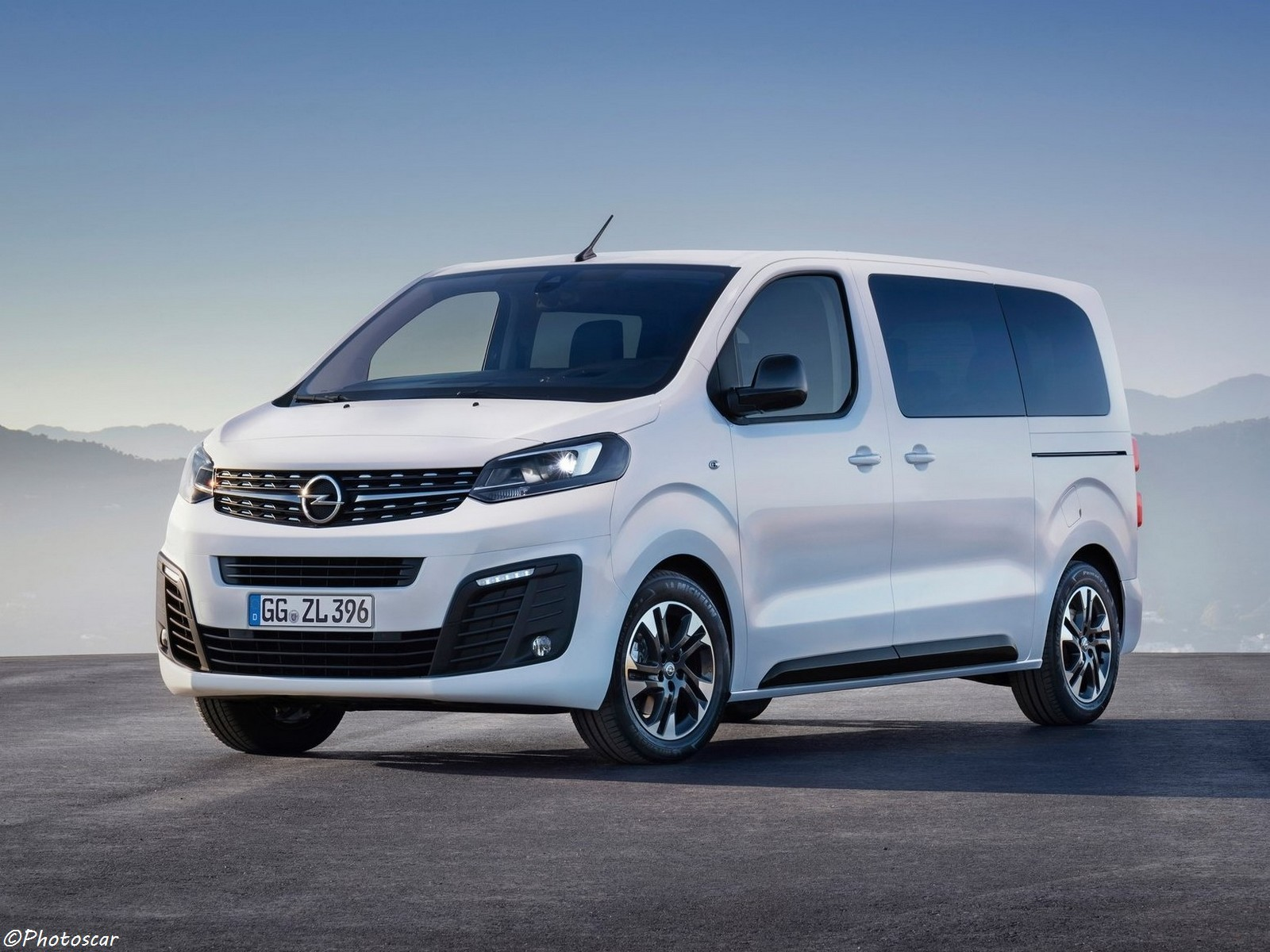 Opel Zafira Life 2020 – Une apparence puissante avec des formes claires