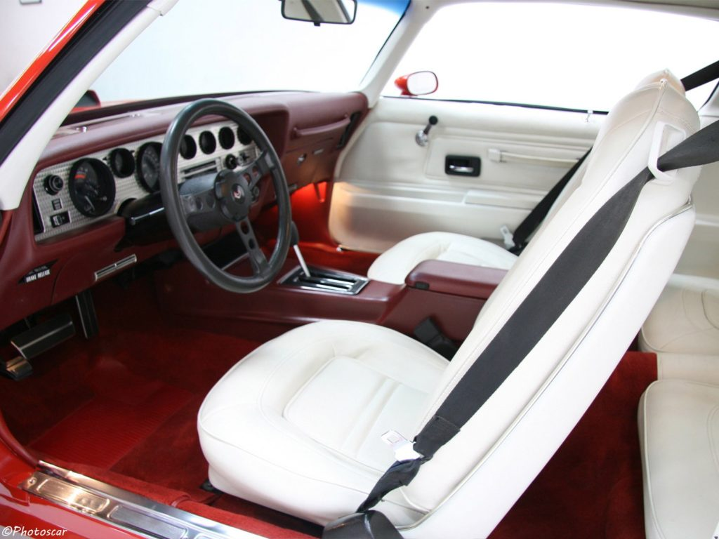 Pontiac Firebird Trans Am SD 1972
