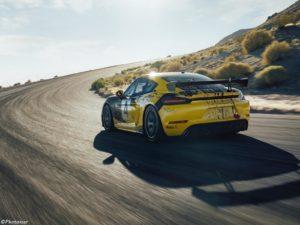 Porsche 718 Cayman GT4_Clubsport 2019