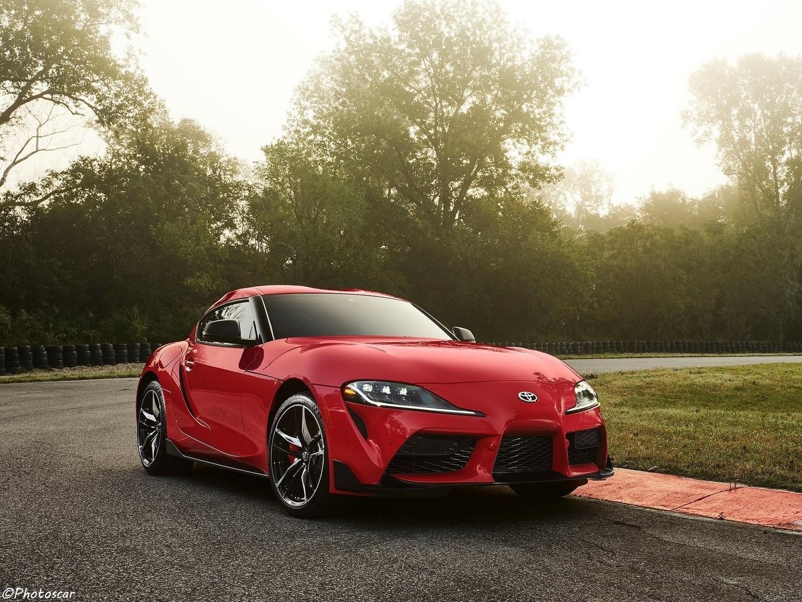 Toyota Supra 2020: Nouveau coupé sport deux places à propulsion arrière