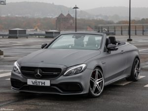 VATH AMG Mercedes C63 Cabrio A205 2018